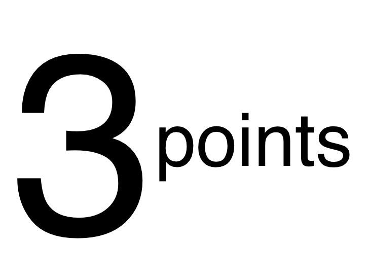 3-points