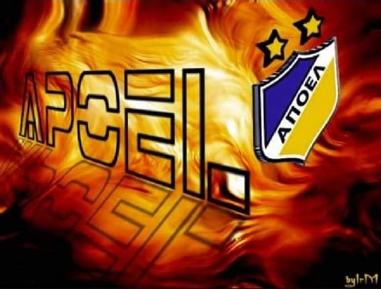 apoel_on_fire