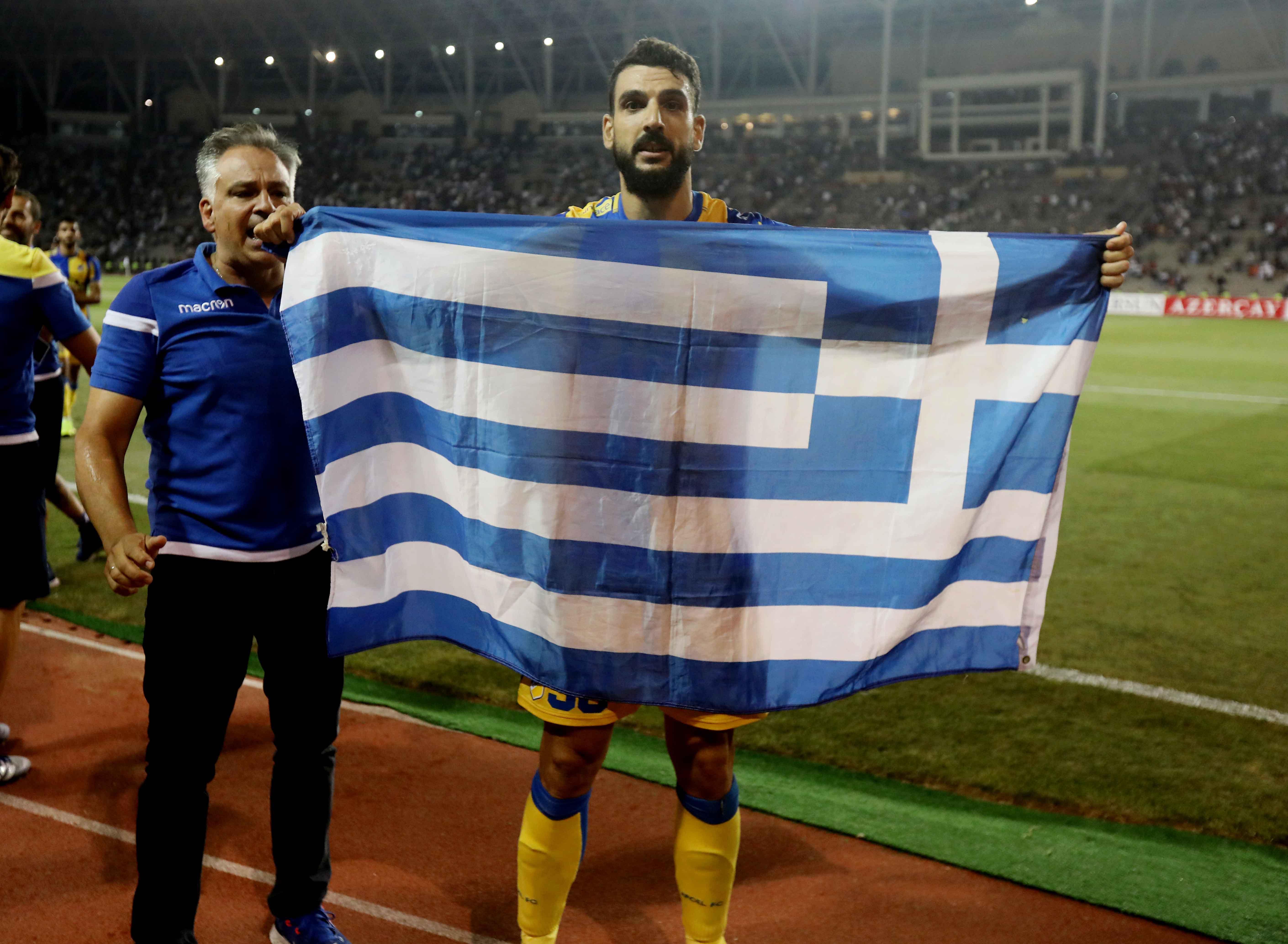 Θα παλέψουμε σαν Έλληνες
