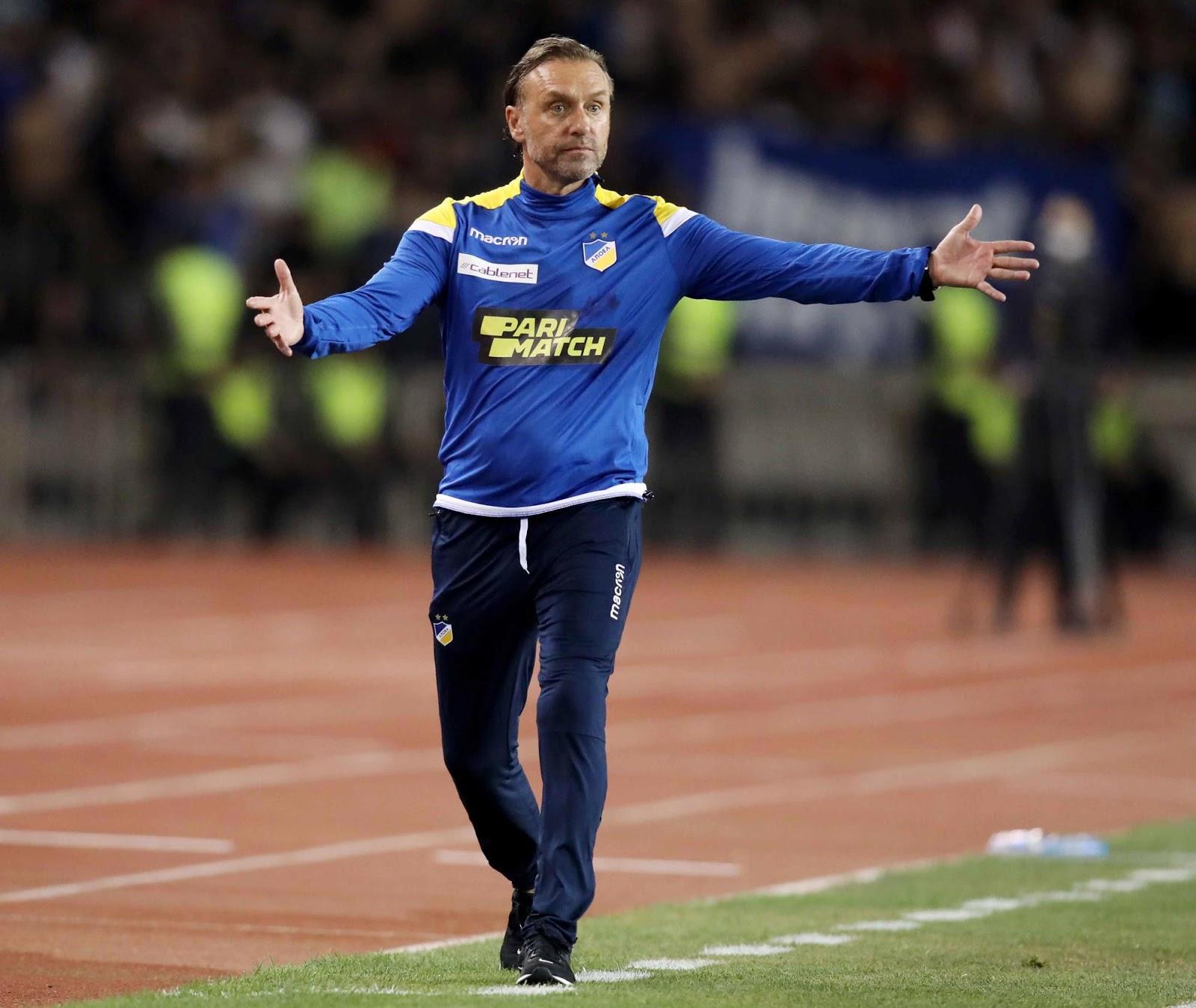 Προπονητής…Part Time!!!