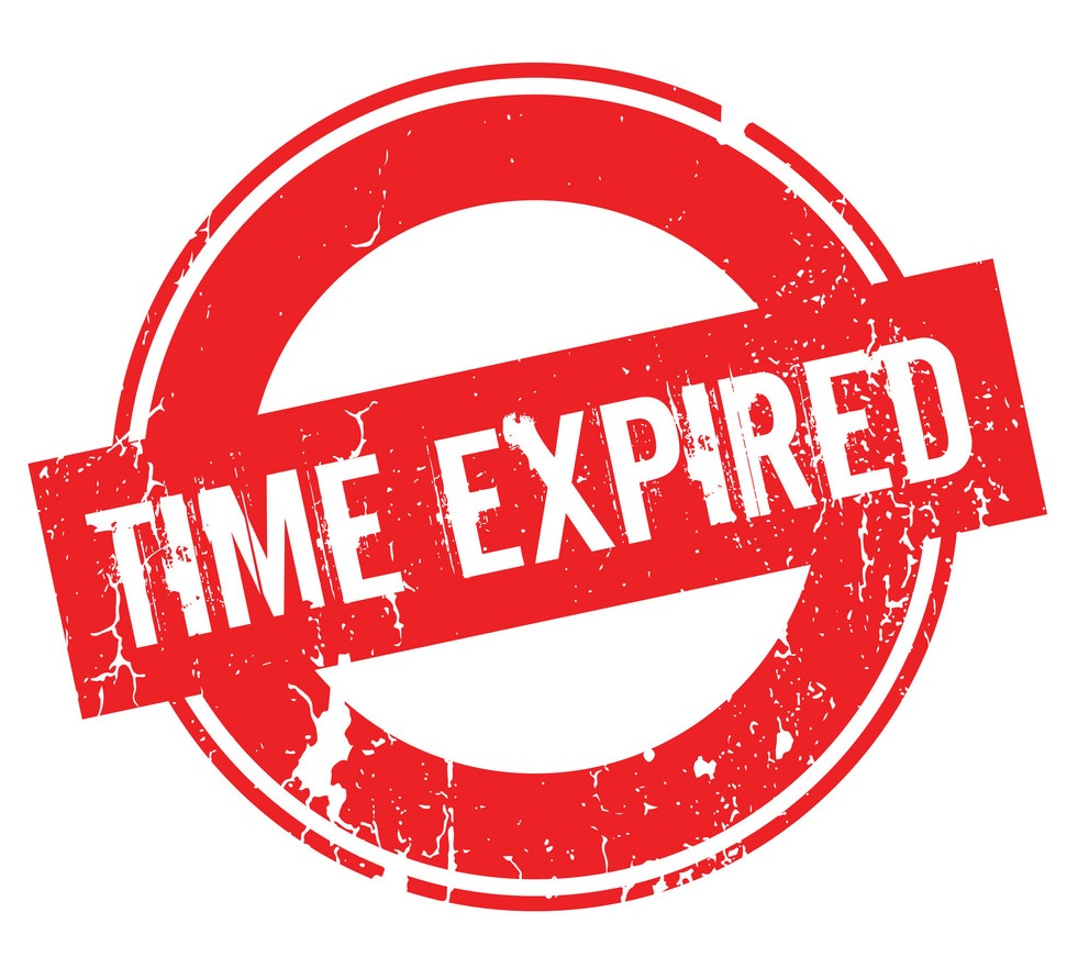time_expired