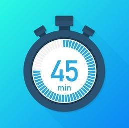 Τα 45 λεπτά δεν είναι αρκετά